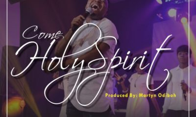 Austin Omozeje – Come Holy Spirit