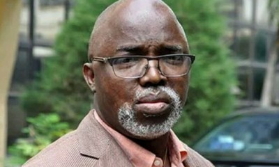 NFF president Amaju Pinnick, 4 others discharged and acquitted on alleged $8.4m corruption charges
