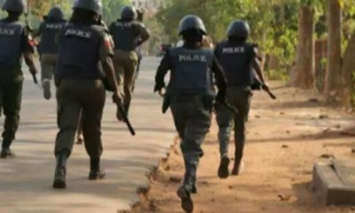 Policemen scamper to safety as thugs storms kogi polling unit