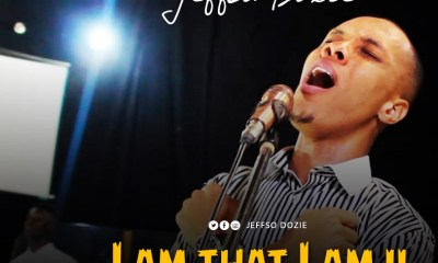 Jeffson Dozie - I am that I am II