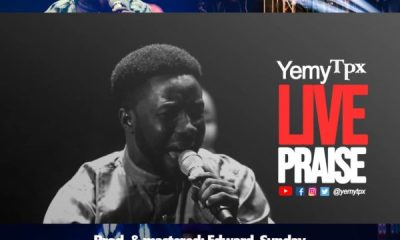 download Yemy TPX - You No Be Man