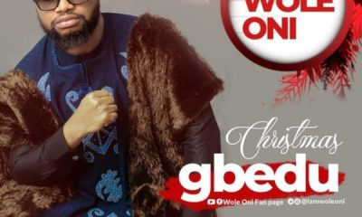 DOWNLOAD Christmas Gbedu By Wole Oni @iamwoleoni