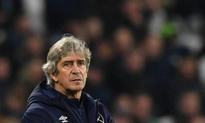 West Ham part ways with Pellegrini
