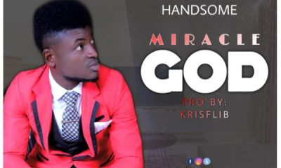 Miracle God - Splendour Handsome