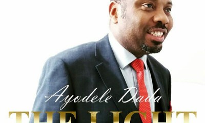 Ayodele Dada – The Light @AydGraphics