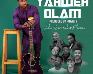 Vidson&WorshipFlames - Yahweh Olam