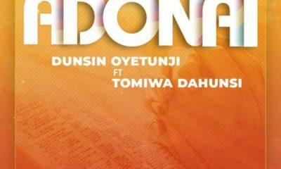 Adonai By Oluwadunsin Oyetunji Feat. Tomiwa Dahunsi mp3