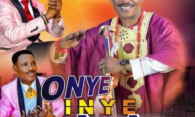 ONYE INYE AKAM (My Great Helper) By BISHOP LEONARD UMUNNA