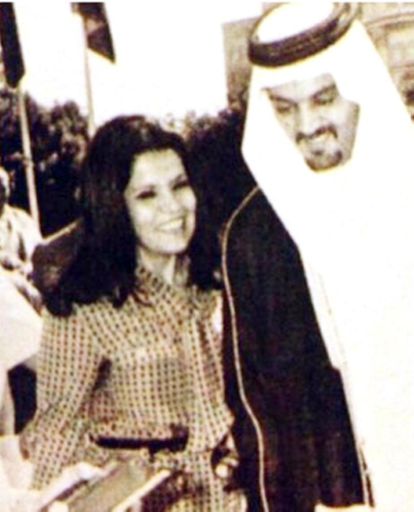 هداية السالم أول ناشرة ورئيسة تحرير كويتية أخبار السعودية