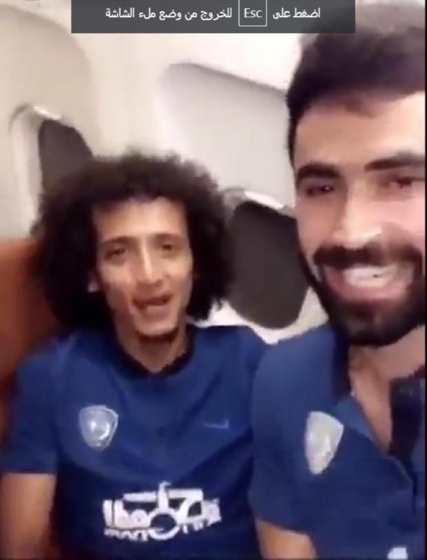 بماذا برر عمر خربين تصرفه مع عموري وعن ماذا اعتذر؟