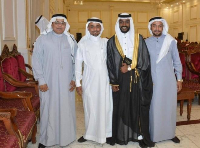 احتفال العسيري والعركي بزواج أحمد – أخبار السعودية