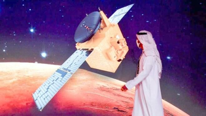 الأول عربياً.. مسبار الأمل الإماراتي يصل المريخ – أخبار السعودية