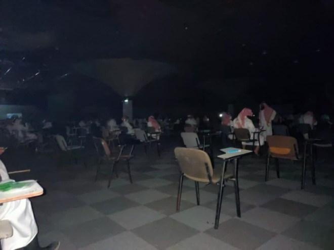 انقطاع الكهرباء في «أم القرى» يؤخر اختبارات الرخصة المهنية – أخبار السعودية