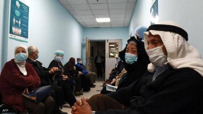 الأردن: 7940 إصابة جديدة بفايروس كورونا – أخبار السعودية