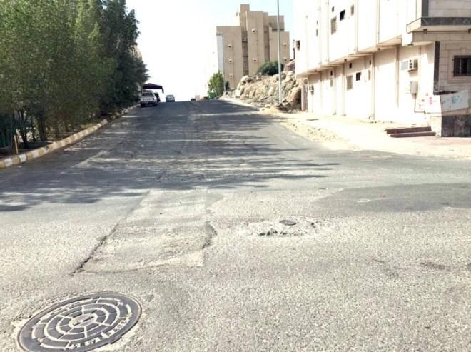 أهالي مخطط 9 في شرائع مكة: لماذا توقفت السفلتة ؟ – أخبار السعودية