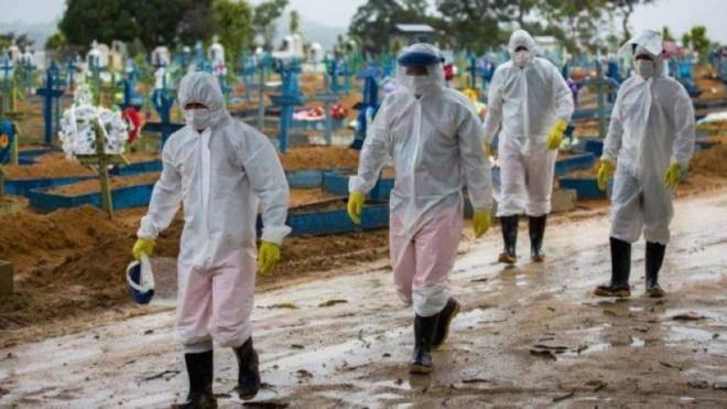 البرازيل تسجل 1200 وفاة جديدة بكورونا خلال 24 ساعة – أخبار السعودية