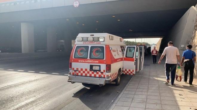 إصابة 12 شخصا بتصادم حافلة وشاحنة في الرياض – أخبار السعودية