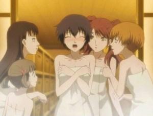 【ペルソナ4 ザ・ゴールデン】温泉・覗きイベントまとめ動画