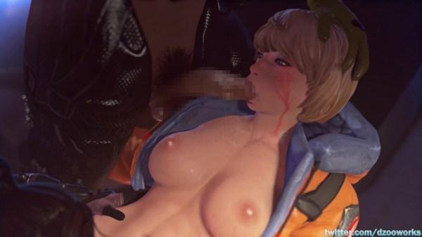 Apex Legends - ワットソンとレイスのエロアニメまとめ 3DCG 15