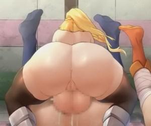 【このすば】ダクネスさん、あまりにもデカい巨根フタナリになって仲間に種付けプレスしてしまうwww(エロアニメ)
