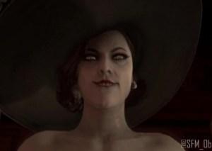 【3Dエロアニメ】ふたなり巨根のドミトレスク夫人に犯される体験ができる主観視点の逆レイプ動画