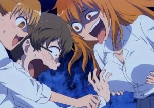 【エロシーンまとめ】アニメ『イジらないで、長瀞さん』第4話 女の子からパイ揉み強要とか羨まし過ぎるシチュ!