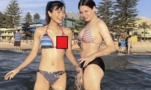 【動画】乳首モロ出し、男友達にフェラ、他人のセックス…素人がSNSに悪ノリで投稿したエロ動画まとめ