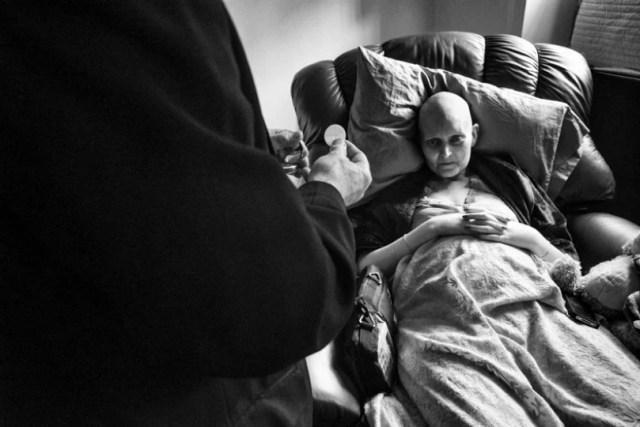 fotografo retrata a su esposa con cancer hasta que muere (17)