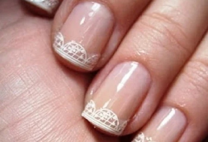 15 Ideas Para Diseñar Tus Uñas Con Un Manicure Francés