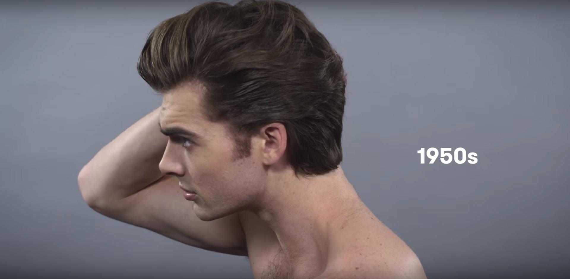 As Ha Cambiado El Look Masculino En Los Ltimos 100 Aos