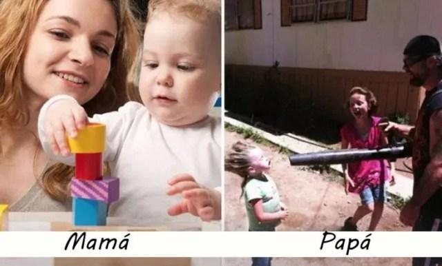 Niños inventando juguete nuevo
