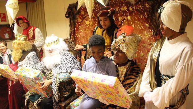 En Los El De Reyes Magos Dia Mexico