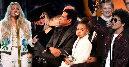 Mejores momentos de los Grammy 2018