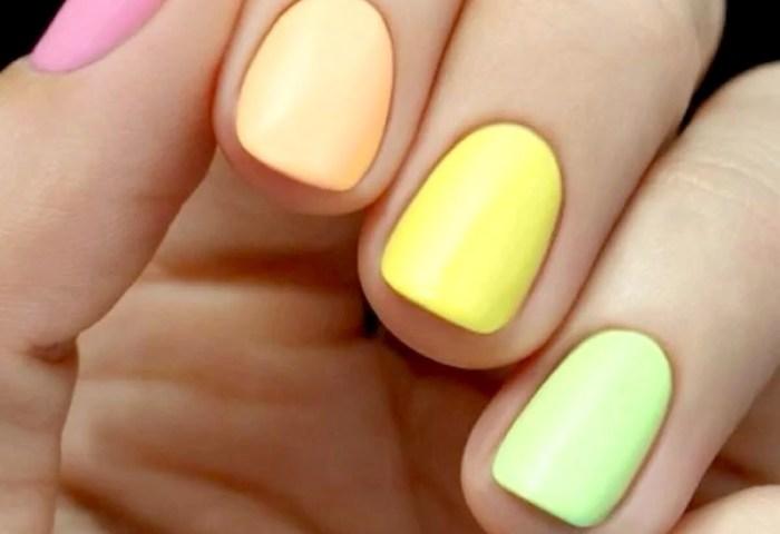 15 Colores Pastel Para Uñas Lo Más Inn De Para La Primavera