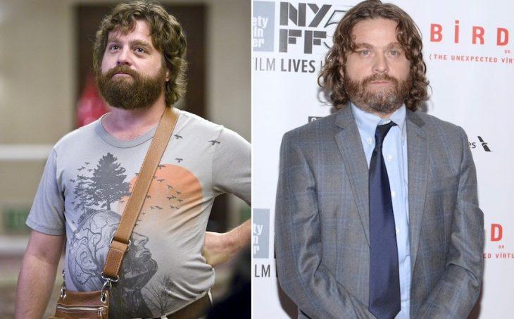 Actor de qué pasó ayer antes y después de perder peso