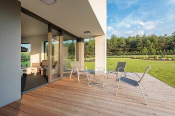 Amenagement Terrasse Exterieure Design Cheap Paysagers