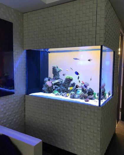 Broadway CEO Private Office Aquarium / Garment District