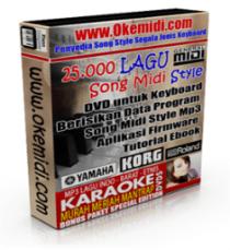 Jual Song Style Keyboard Yamaha Korg Casio Roland Technics Terbaru