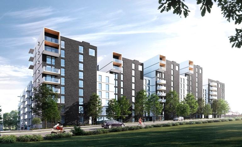Plan- og Bygningsetaten fremmer eget forslag for Sinsenveien 51-55 med lavere høyder