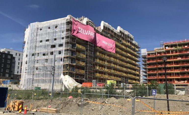 Planlegges for over 2000 nye boliger på Løren