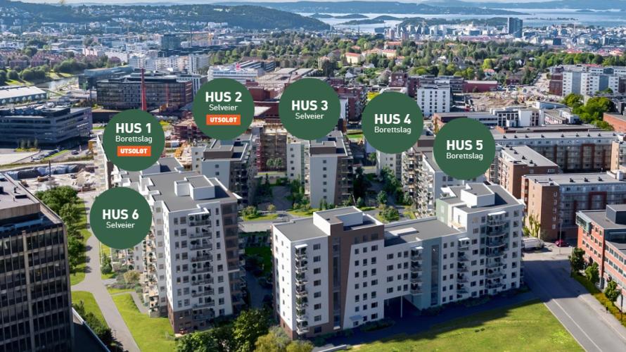 16.06.2018 var det mulig å velge mellom 368 forskjellige nye boliger i prosjekter på Økern og Løren, ved en ny telling i dag 17.02.2019 er det 214. Flere av prosjektene […]