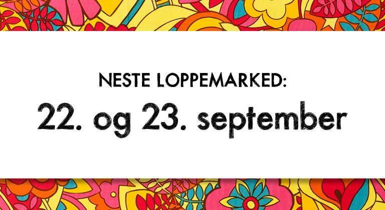 Hasle Skole Musikkorps arrangerer loppemarked 22. – 23. september