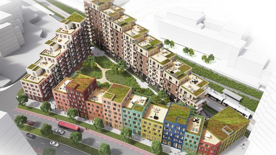 I nabolaget til Økern og Løren, nærmere bestemt Hasle T-banestasjon, planlegger Økernveien Eiendom AS å bygge leiligheter og næring. Etter de nye illustrasjonene kom ut ser det ut til at […]