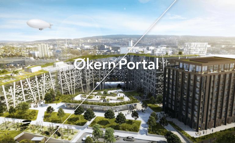 Informasjon fra beboermøte for Økern Portal