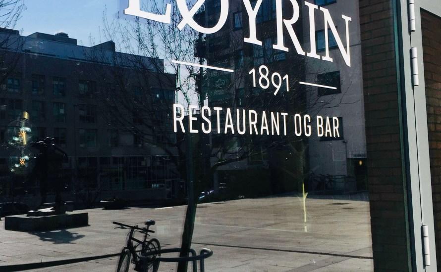 I dag klokken 18 åpner endelig det nye spisestedet på Løren Torg, Løyrin. Det blir bord på uteplassen slik at man kan nyte mat og drikke i sola nå som […]