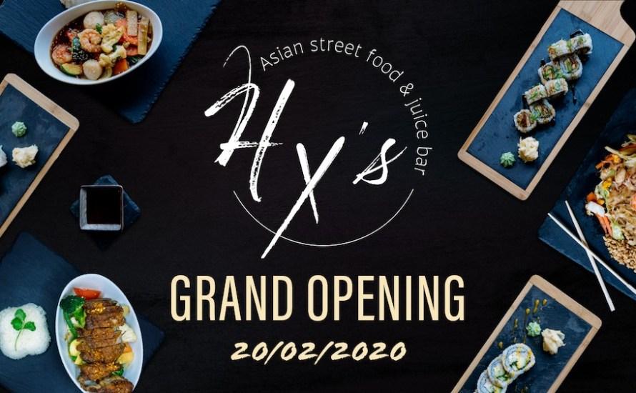 Nå åpner endelig første restauranten under Gartnerkvartalet mot Lørenveien. Det er Hy's Løren som inviterer til «Grand opening – Hy's street food & juice bar». Torsdag 20.02.2020 åpner Hy's Løren […]