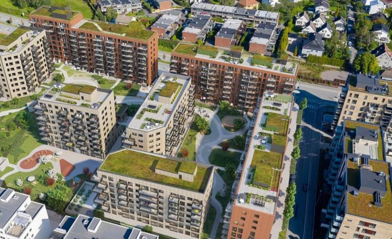 Solgte 23 leiligheter i Løren Botaniske første dagen