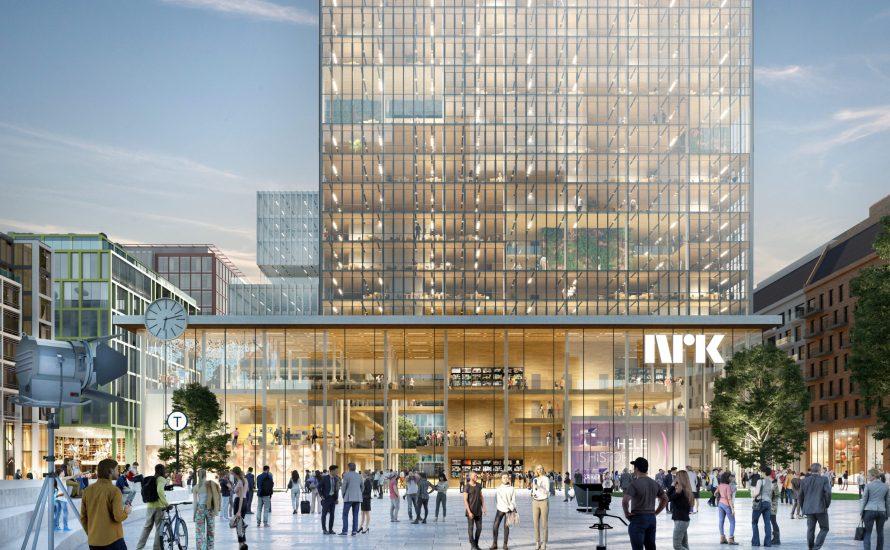 Selv om NRK sjefen har sagt at han drømmer om å flytte til Tøyen, kjemper Økern Sentrum videre for å selge inn Økern for å være stedet rikskringkasteren bør flytte […]