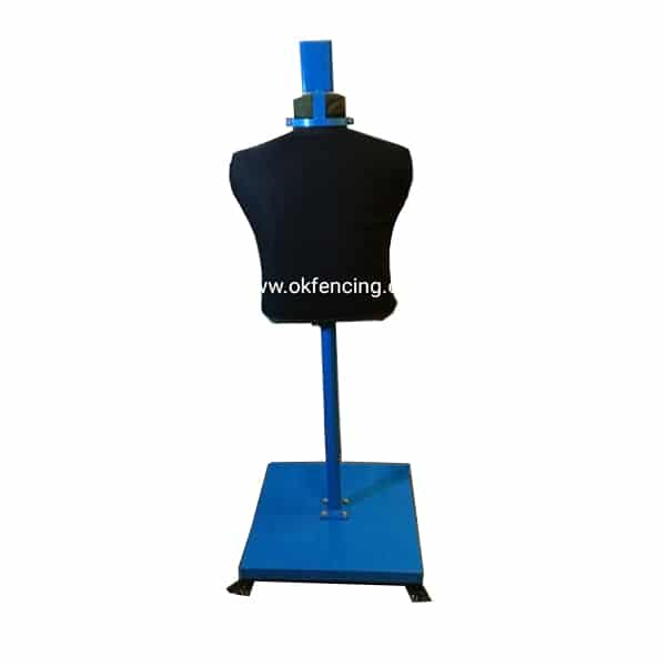 Fencing dummy Target (Movable and with break)