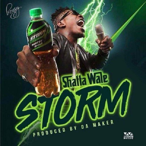 Shatta Wale – Storm